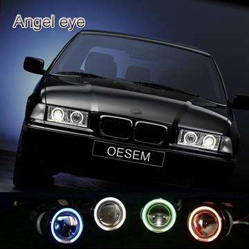 Angel Eyes Headlights