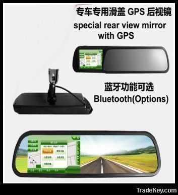 Mirror GPS