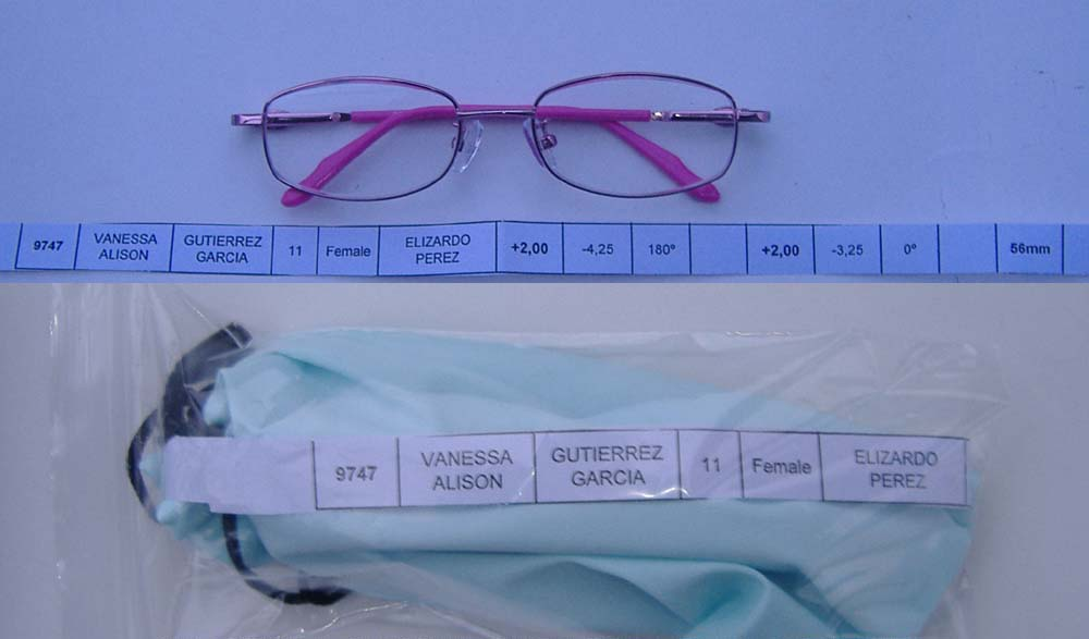 Eyeglasses Complete Prescription