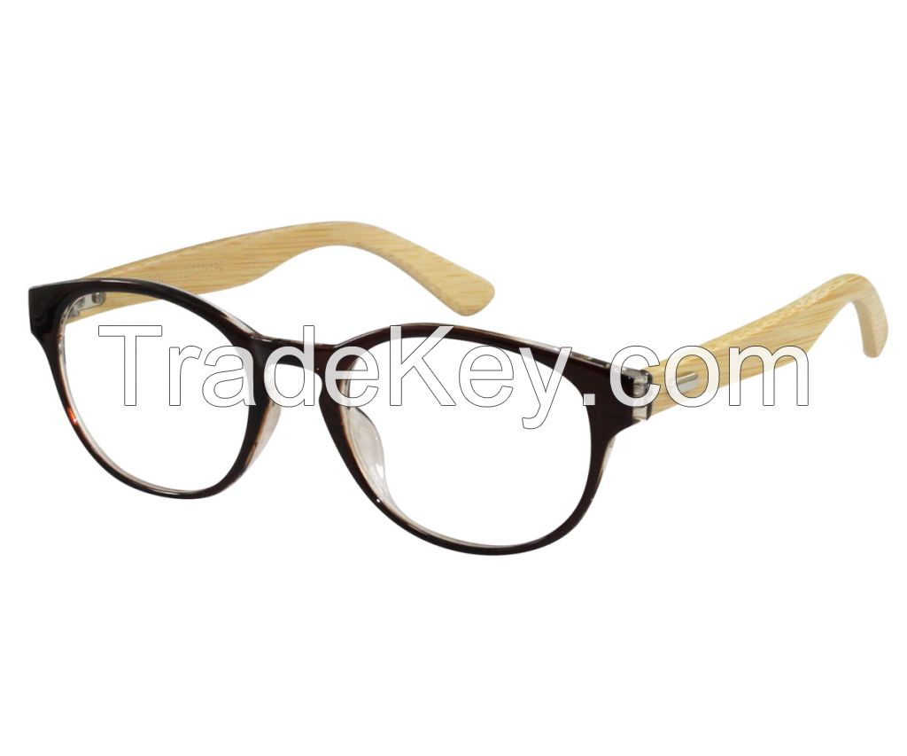 Optical Frames with Bamboo Temple TR-90