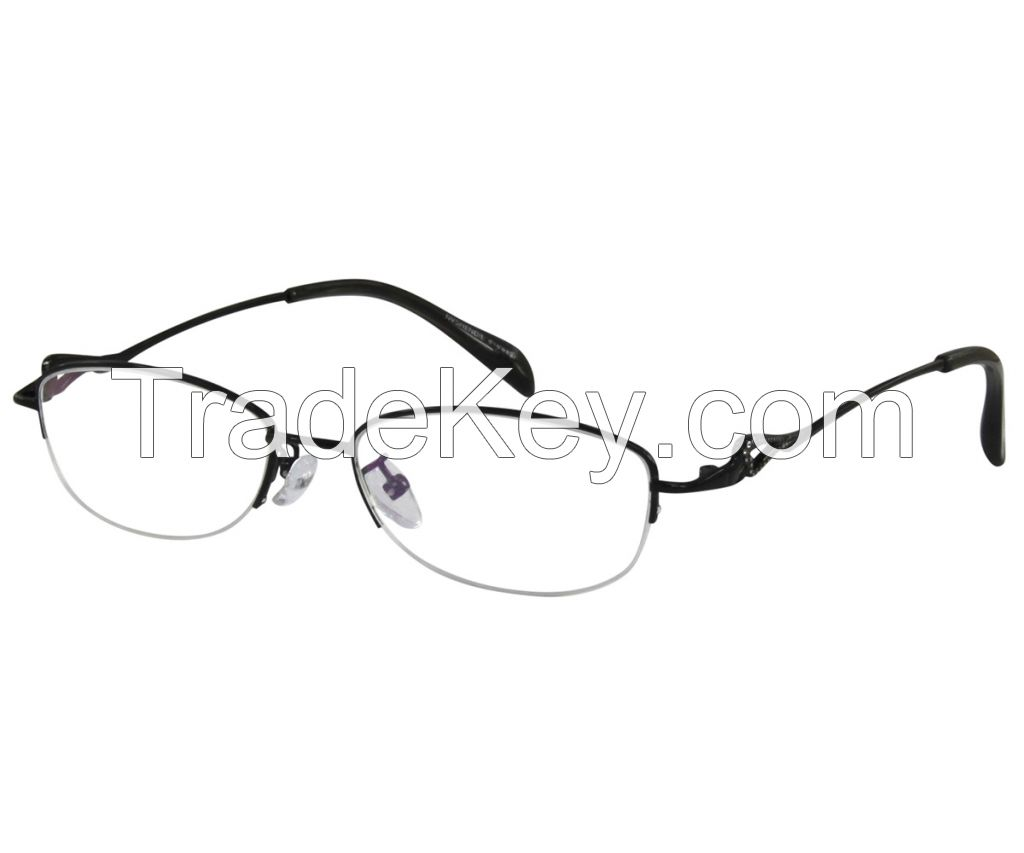 Women Optical Frames Stainless Steel