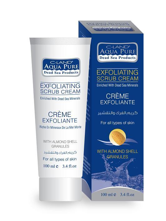 Naturally Renewing Scrub Cream