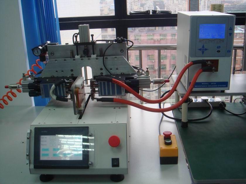 Automatic Micro Spot Welding Machine, Inverter DC Weld Power Supply