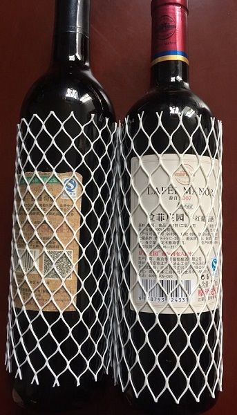 PE Bottle Sleeves , Protective Plastic Bottle Sleeve , Wine Bottle sleeves