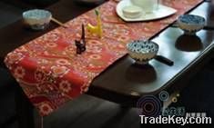 Embroidery Table Runner