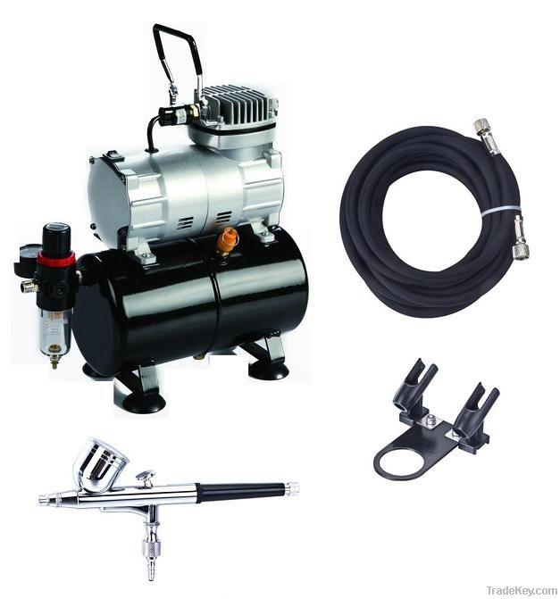 Airbrush Compressor (Standard Kit)