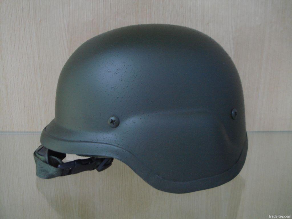 Nonmetallic Ballistic Helmet
