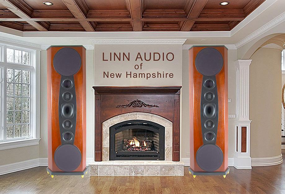 Linn Audio Reference Granite High-Performance Speaker System