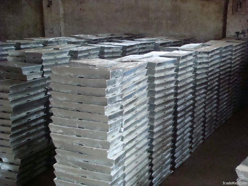 High quatity Zinc ingot with factory  price