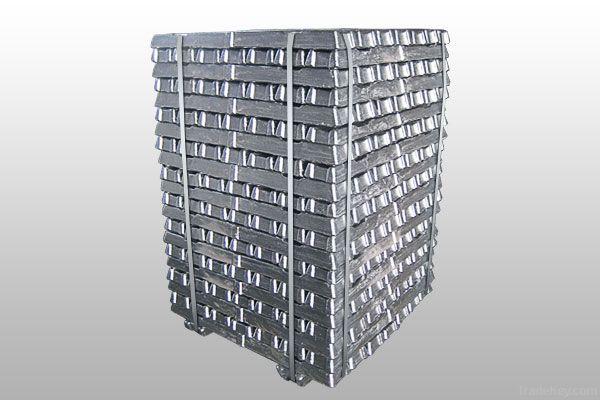 99.7% primary aluminum ingots