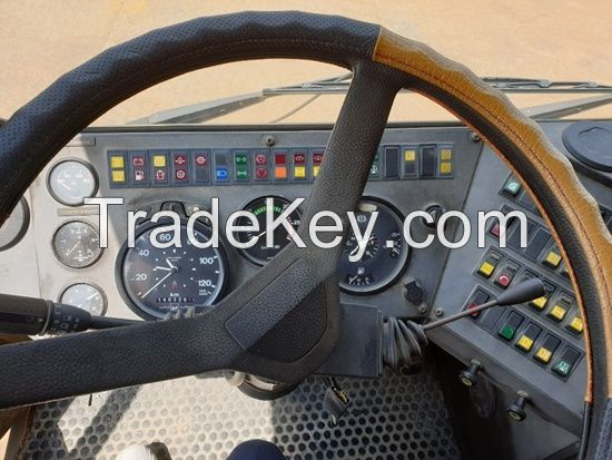 LIEBHERR LTM1225 ALL TERRAIN CRANE, TRUCK CRANE