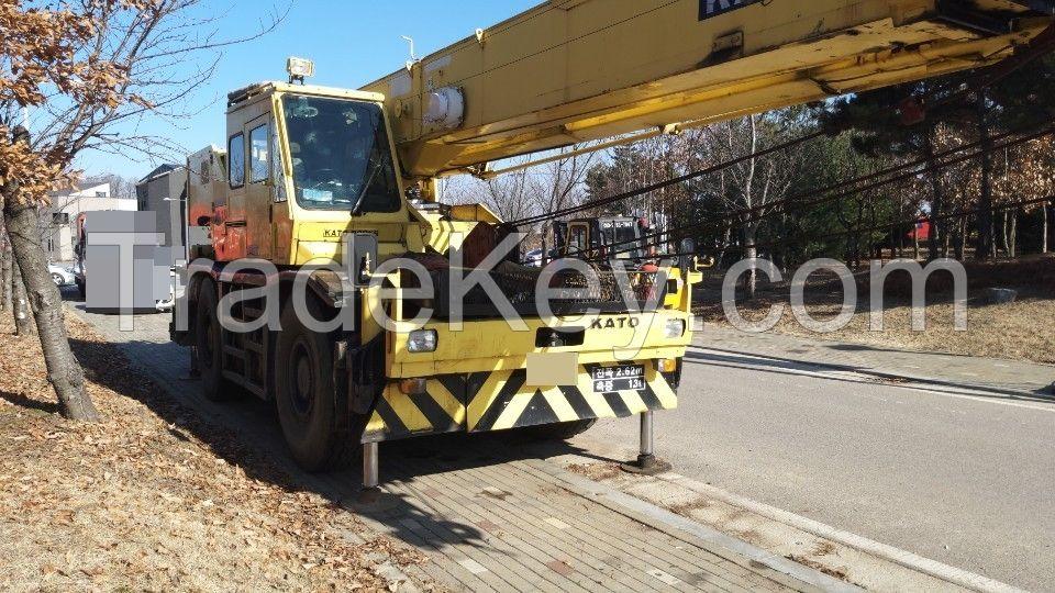 KATO KR25 1991 R/T Crane
