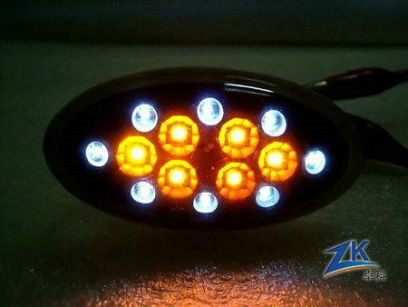 LED side lamp/LED side marker light/autolamp