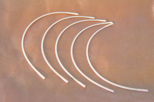 Painted Stainless Steel Underwire