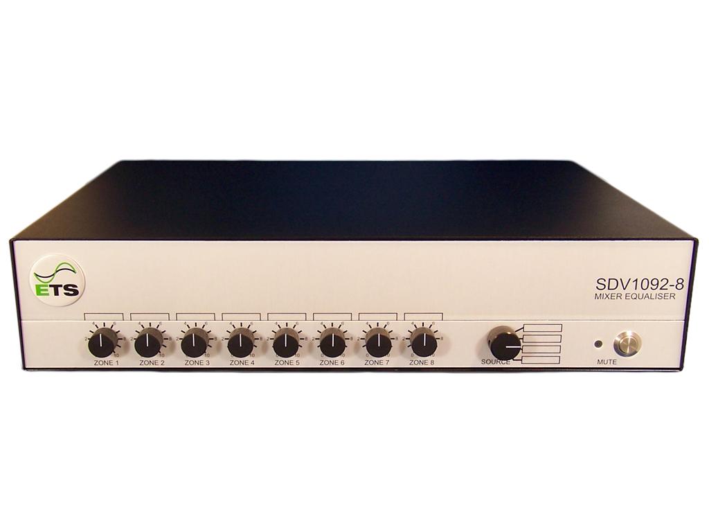 Music Mixer/Equaliser
