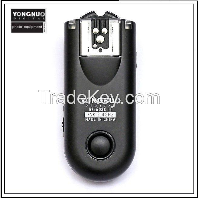 YONGNUO Wireless Flash Trigger RF603 II