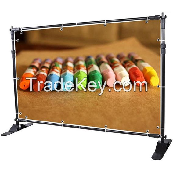 Digital vinyl printing mesh vinyl banners with large prints, Max size 15ftx150ft