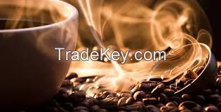 Roasted Coffee bean, Brown Sugar, Corn Starch
