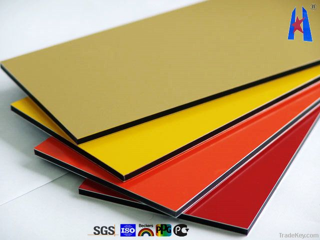 Guangzhou Manufacturer Supply Insulated Aluminum Panels Widely Used