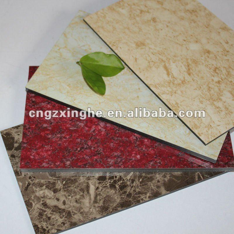 3mm PE aluminium composite panel for kitchen cabinets