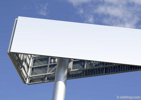 Outdoor Advertising Board Material Aluminum Composite Panel