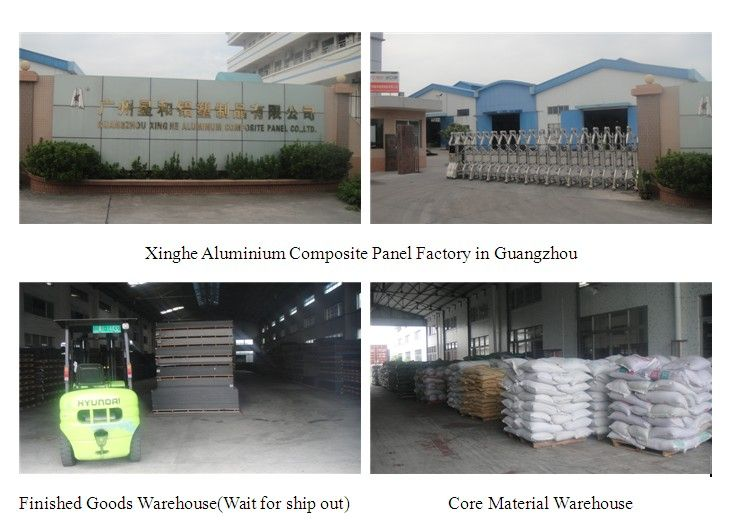 Aluminium Composite Panelexterior Wall Siding Panel By Guangzhou