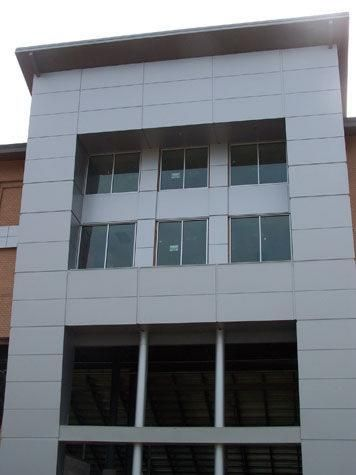 Megabond aluminum composite panel