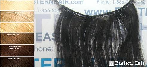 Eastern Human Hair Extensions