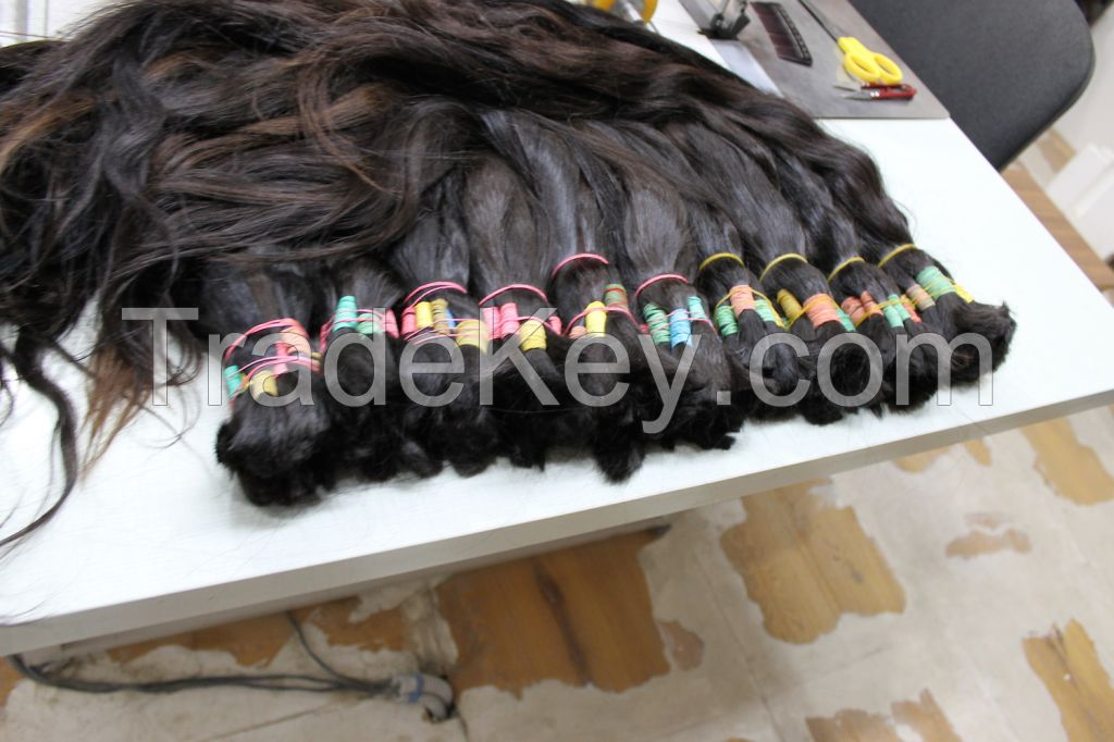 Uzbek Human Hair supplier