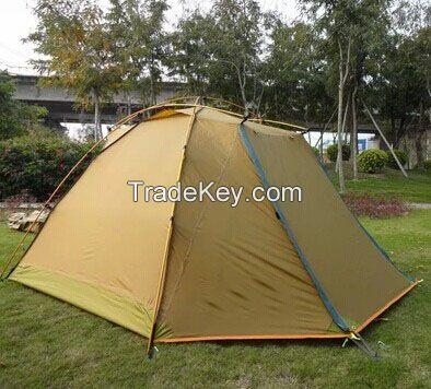 Aluminum Poles Tent (2 person)