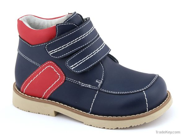 Blue Kids Comfortable Shoes Stability Shoes Children orthopedic shoes