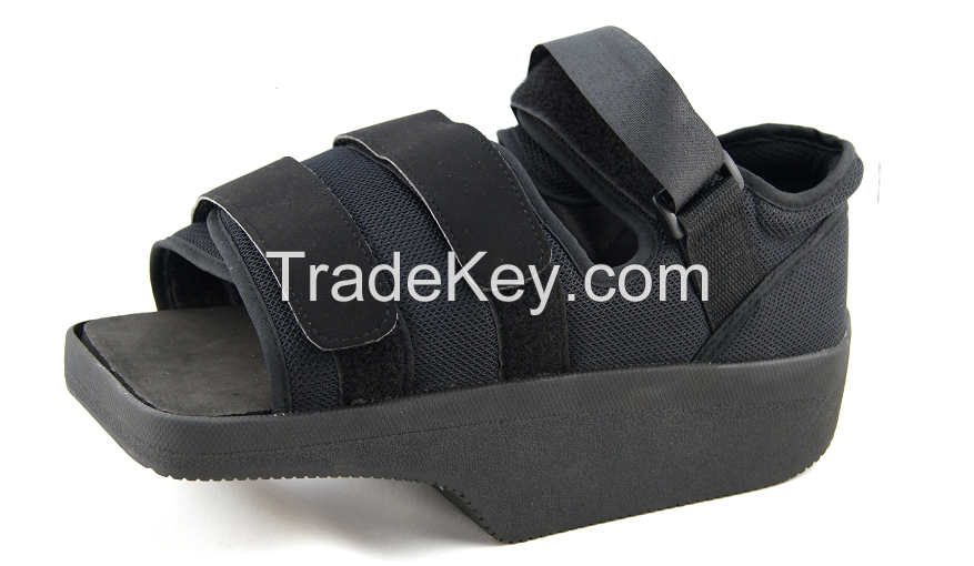 Open Toe front foot Offloading Shoes Post-Op Shoes Cast Shoes