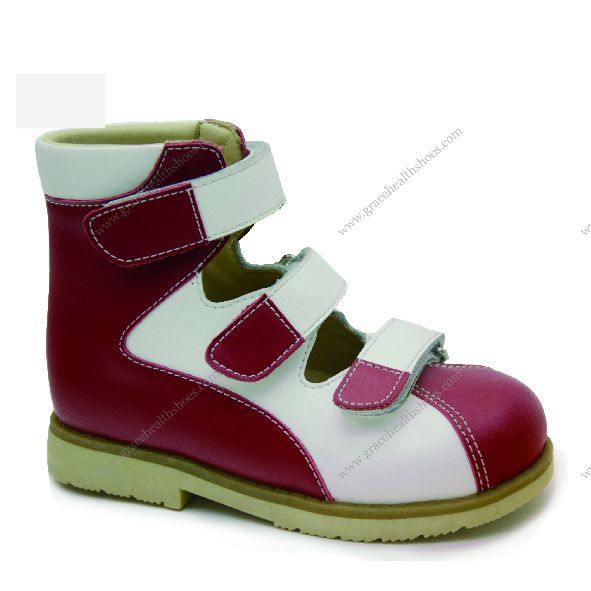 Children orthopedic shoes , kids corrective sandals with wonderful rear support and thomas heel (4611380)