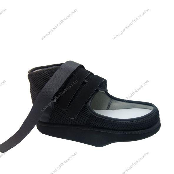 5809269 Open Toe front foot Offloading Shoes, Wegde Post-Op Shoes, Bunion Shoes, Cast Shoes