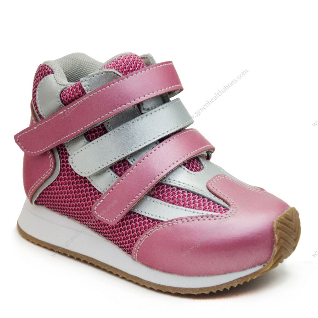 4618170 Children stability sport shoe kids athletic orthopedic shoe for corrective flat foot (4612173-1)