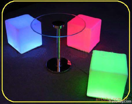 LED light stool