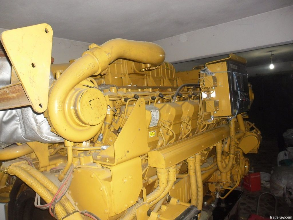 CAT 3512 B HD II MARINE ENGINE