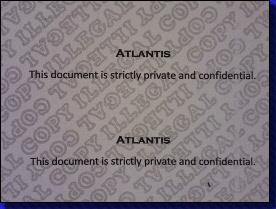 Atlantis CopyProof