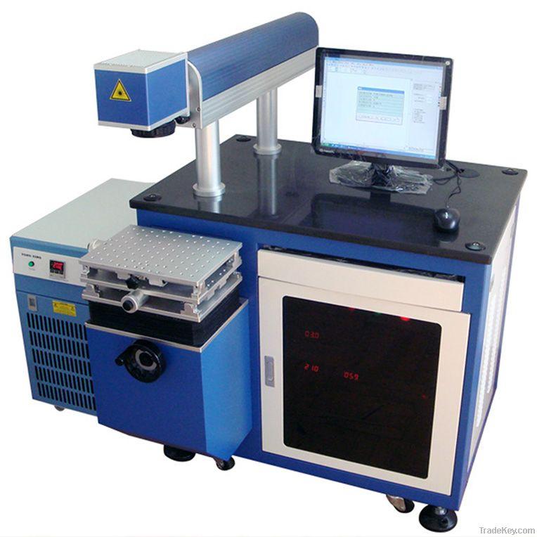 BLD50/100 DPSSL Diode Pump Laser Marking Machine- All-in-one Type