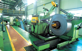 Roll Forming Machine Type C