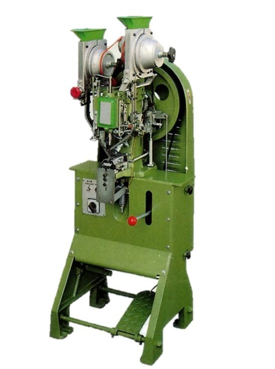 Snap Fastening Machine, Binding Machine for prong snap, eyelet, jean rivet