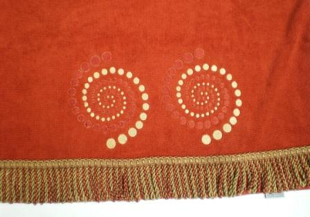 Embroideried Towels