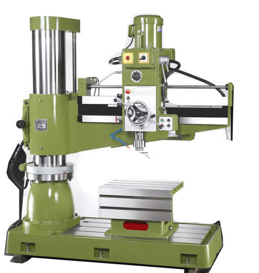 (MW1600-010)Radial Drilling Machines