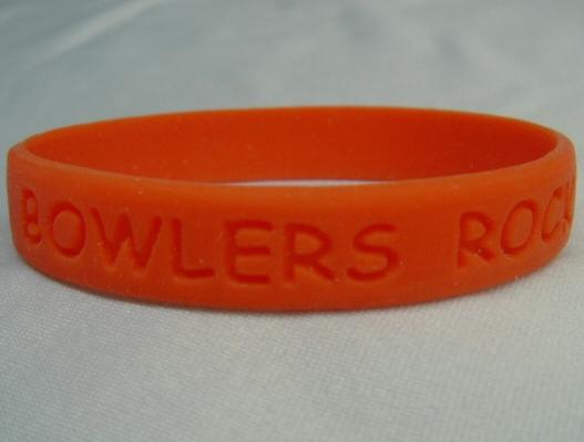 bracelet for promotion rubber gift