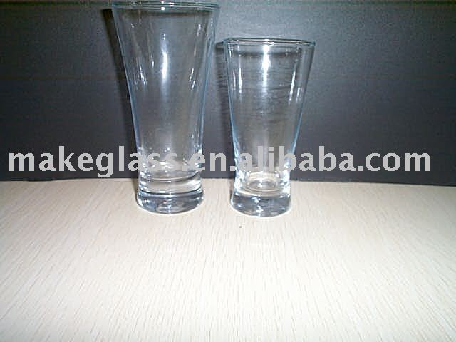 drinking glass for water