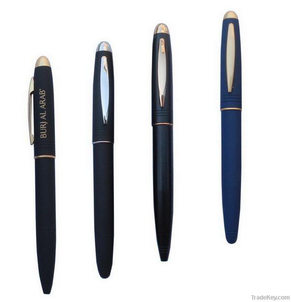 metal ball pen, roller pen,