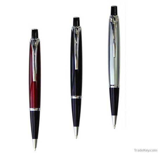 ball pen, promotional pen, metal pen