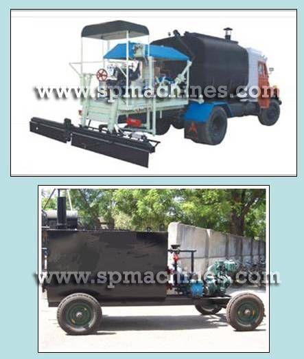 Bitumen Sprayer - Bitumen Sprayer Manufacturers