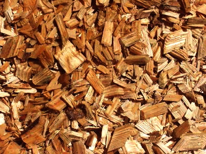 Hard wood chips from Latvia