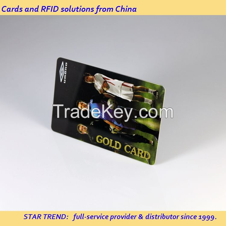 ST-16001 | Printed Plastic PVC Cards